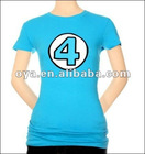 Fashion 100% cotton tshirt