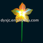 18'' Led Optical Fiber Windmill <FC-001 pale yellow>