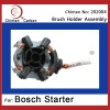 Bosch brush holder assembly