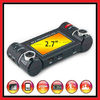With Remote Control Dual Lens GPS Car Driving Camera with Night Vision