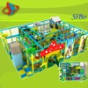kids naughty castle, kids entertainment equipment, indoor playground set