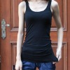 Cheap tight fit singlets for ladies