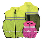 reflective 100% polyester Hi-Vis Safety Vest