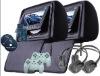 headrest dvd player,car dvd player,car monitor,car mp3,car cd,car radio,car radio,7 inch headrest dvd player,car dvd