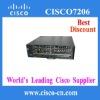 Original New Cisco Router Cisco7206