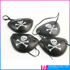 Halloween pirate eye patch pirate set,plastic eye patch