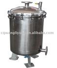 biogas desulfurization device
