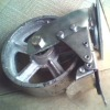China industrial hot heavy duty cast iron caster wheels