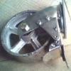China industrial hot heavy duty cast iron caster wheels