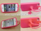Beautiful make in china silicone case for phone
