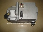 Integrated Type DC Electric AC Compressor