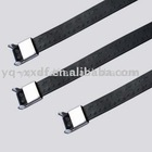 PVC Glue Stainless Steel Cable Tie (BZ-L2 Series)
