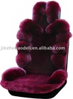 2011 hot sale!Fashion Australia shorn lambskin car seat cover