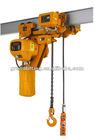 Super-low Lifting Loop Chain Electric Hoist