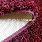 microfiber polyester bath mat