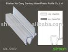 PVC seal strip