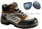 safety shoe steel- toe cap