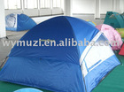 outdoor folding family camping dome tent