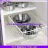 KingKara KAKSR04 Metal Baskets For Home