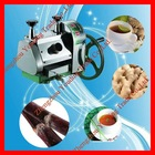 small stainless steel manual sugar cane crusher machine
