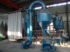 New plastic powder making machine