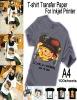A4 Premium Quality T-shirt transfer paper