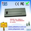 rechargerable high quality laptop battery 11.1V 5200mah 6cells For Dell Latitude D620 Series
