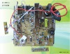 PCB for color TV