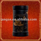 Black pottery for home decoration