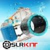 40M/130ft Waterproof Underwater Case Housing Diving For SONY NEX-C3 NEXC3 18-55mm