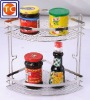 Stainless Steel Food Rack Holder Utensil Holder TCR601