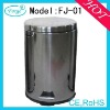 3L stainless steel trash can