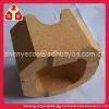 Unshaped Clay Bricks, Kiln Tunnel Brick