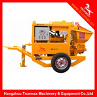 Hydraulic Concrete wet spraying machine
