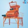 DLJS750 twin-forced shaft concrete mixer