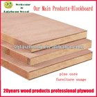 Good Furntiure Usage Block Board Wood