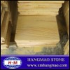 Yellow rainbow sandstone tiles