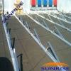 adjustable angle solar mounting