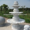 Garden granite stone water fountain/ granite sculpture