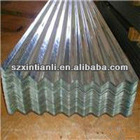 corrugated iron sheet (C.I.Sheet) with zinc coating