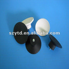 Nature Rubber Suction Cups with screw