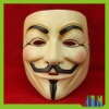 New Arrive High Quality PVC V for Vendetta Mask/Suitable for European Nose