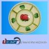 ceramic dinnerware plate