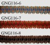 braid gimp,trimming,tassel fringe,GNG116