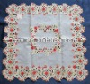 Bamboo Hand made embroidery table cover