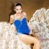 Miduo Underwired padded One-piece bikinis Swimwears(10972#)