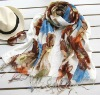 2012 colorful spring scarf