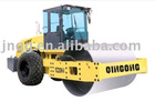 QINGONG Vibratory Roller Single Drum Road Roller