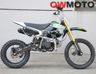 "125cc dirt bike with front 17"" rear 14"" tyre"