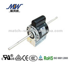 Match-Well ZW SERIES FAN-COIL PERMANENT MAGNET BRUSHLESS DC FAN MOTOR